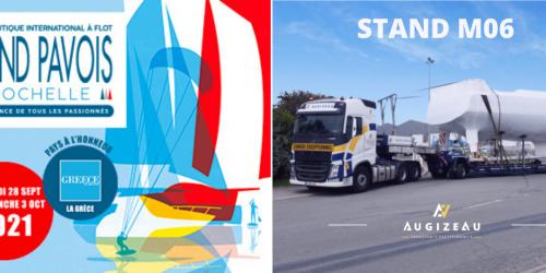 Augizeau Transport Grand pavois 2021