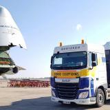 Transport matériels aéronautique